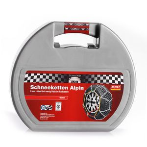 Diamond Car Schneeketten 'Alpin', Gr. 80, 2er Set