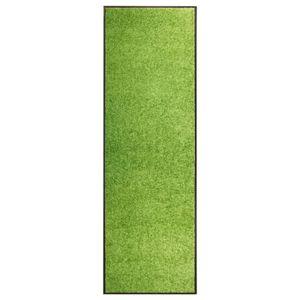 Fußmatte Waschbar Grün 60x180 cm