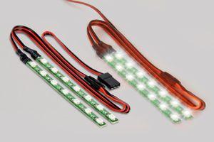 Carson LED Beleuchtung Lichtstab Set weiss