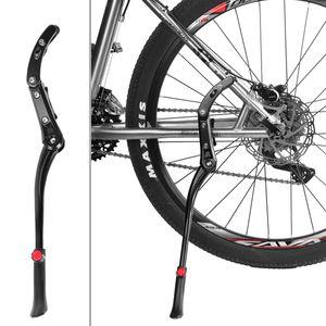 Fahrrad Seitenständer Ständer Aluminium Einstellbarer 24 - 28 Zoll