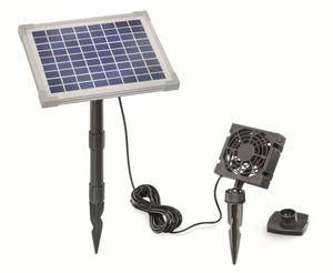 Esotec 101862 Solar Lüftersystem Belüftungssystem Lüfter Ventilator FRESH AIR
