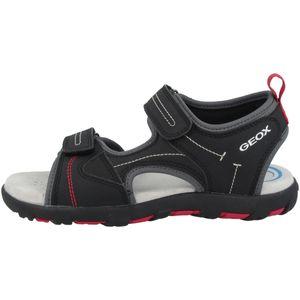 Geox Sandale schwarz 37