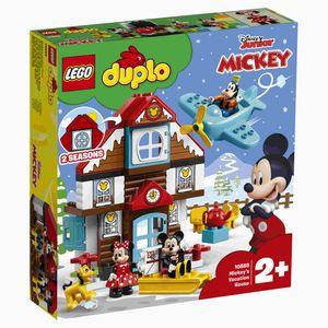 LEGO® DUPLO® Mickys Ferienhaus, 10889