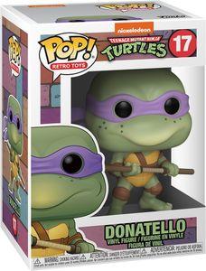 Teenage Mutant Ninja Turtles - Donatello 17 - Funko Pop! - Vinyl Figur
