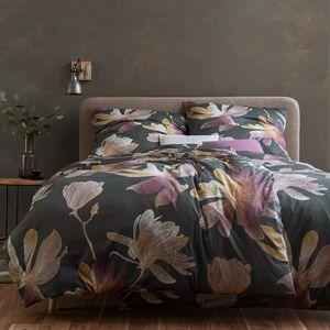 Estella Mako Interlock Jersey Bettwäsche 2 teilig Bettbezug 135 x 200 cm Kopfkissenbezug 80 x 80 cm Kimi graphit