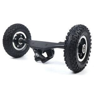 """8"""" Offroad Elektro Räder LKW Rad for Combo Skateboard Truck Mountain Longboard Brandneu"""