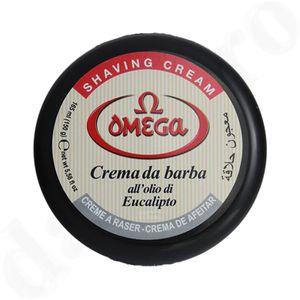 Omega crema da barba Rasiercreme pot 165 ml