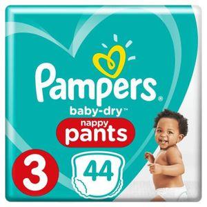 Pampers broekjes Baby Dry Maat 3 - 44 Stuks