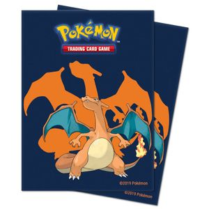 Ultra Pro Sleeves - Pokemon Charizard (65 Sleeves) #15311