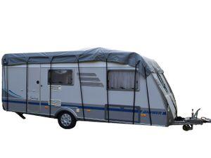 GreenYard Wohnwagen Schutzdach 5 m Schutzhülle Wohnmobil Abdeckung Dach Garage