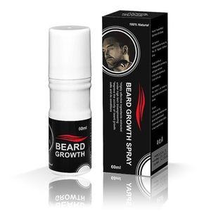 Beard Growth Spray® - Fördert den Bartwuchs