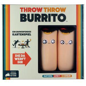 Asmodee Throw Throw Burrito (deutsch)