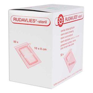 NOBA Rudavlies sterile Wundpflaster 50 Stück 10 cm x 8 cm