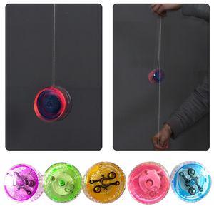 Leuchtendes LED-Licht YoYo Ballspielzeug High Speed ??Kids String Control Entertainment