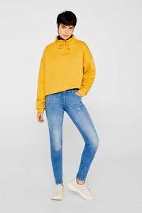 Jeans Skinny Low Rise, Größe:W25, Farbe:C903|BLUE LIGHT WASH