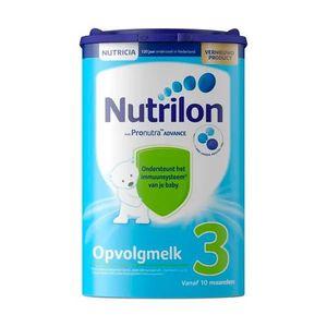 Nutrilon - Standard 3 Folgemilch - 800gr