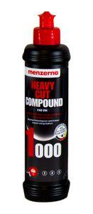MENZERNA Heavy Cut Compound 1000 Schleifpolitur Autopolitur Schleifpaste 250 ml