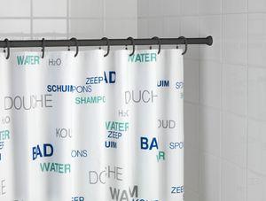 Duschstange Duschhalterung Duschvorhangstange 110-185cm