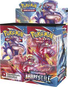 POKÉMON 45260 PKM Pokémon SWSH05 Schwert und Schild Booster Kampfstile