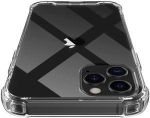 iPhone 12 Pro Max Hülle AVANA Schutzhülle Klar Durchsichtig Bumper Case Transparent