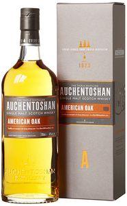 Auchentoshan American Oak Triple Distilled Single Malt Scotch Whisky in Geschenkpackung | 40 % vol | 0,7 l