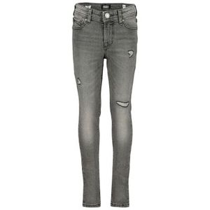 Jack & Jones Jungen lange-Hosen in der Farbe Grau - Größe 140
