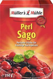 Müllers Mühle Perl Sago perfekte Stärke für Nachspeisen 250g