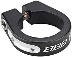 BBB TheStrangler BSP-80 Sattelklemme schwarz Ausführung 28,6mm