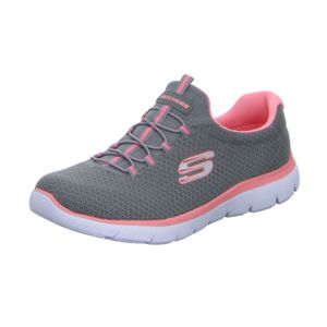 Skechers Summits Damen Sneaker Grau Schuhe, Größe:38