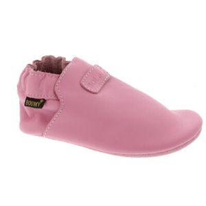 Boumy Unisex Baby-Schühchen in der Farbe Rosa - Größe 21-22
