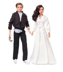 Barbie Signature Wonder Woman 1984 Geschenkset mit Diana Prince- und Steve Trevor-Puppen