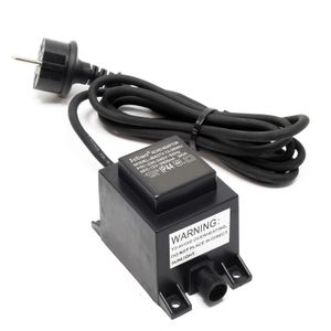 Jebao JBA57V-12-2500U Netzteil 2 polig IP44 12 Volt 2500 mA 30 VA AC/AC