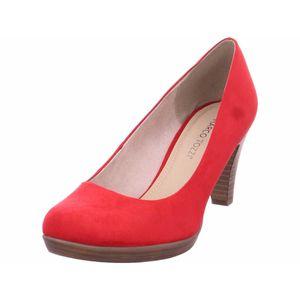 MARCO TOZZI Damen Pumps Rot Schuhe, Größe:39