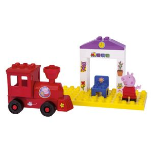 BIG  Bloxx Peppa Pig Train Stop | 800057072