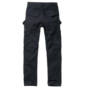 Brandit - Adven Trouser slim fit Men 9470-2 Black Größe S