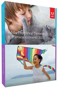 Adobe Photoshop & Premiere Elements 2020