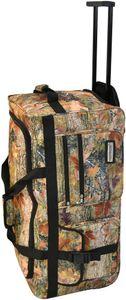Reisetasche mit 3 Rollen 80 Liter - Autumn - 80 Liter