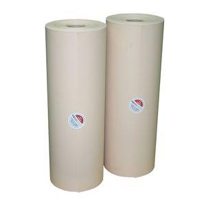 2 Rollen Füllmaterial Schrenzpapier  Packpapier FANODUST 70-80g/m² beige