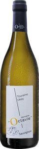 Domaine Octavie Sauvignon Blanc Touraine AOC 2019 (1 x 0.750 l)