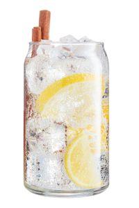 Arcoroc ARC N6545 Can Longdrinkglas, 470ml, Glas, transparent, 6 Stück