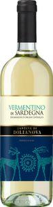 Vermentino di Sardegna DOC Dolianova Sardinien Weißwein trocken