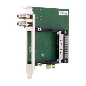 Digital Devices OctopusCI S2 Pro Advanced Twin CI und Twin DVB-S2 Tuner für PCIe Slot