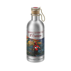 Elite Trinkflasche L'Eroica 600ml, Aluminium, 6 Ottobre 2019