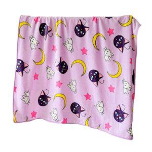 Anime Sailor Moon Decke Soft Flannel Throw Blanket Shaggy Klimaanlage Kühldecke -H02