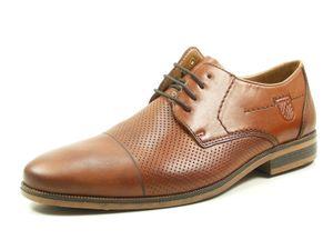 Rieker 11615-24 Schuhe Herren Halbschuhe Schnürschuhe , Größe:44 EU, Farbe:Braun