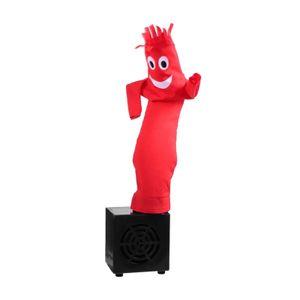 Mini aufblasbare Tube Man Guy Puppet Wellige Luft tanzende Star Home