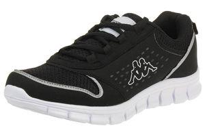 Kappa Amora Low Sneaker Schwarz Schuhe, Größe:45