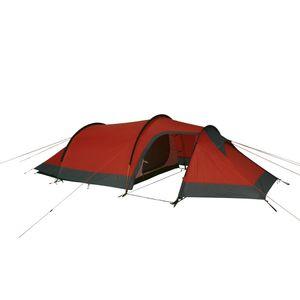 10T Silicone Valley - 3-Personen Trekking-Zelt silikonisiert Alu-Gestänge Packmaß ø18x45cm WS=5000mm