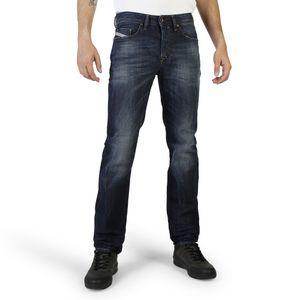 Diesel Jeans Herren, Größe:30, Farbe:Schwarz-schwarz,dunkelgrau