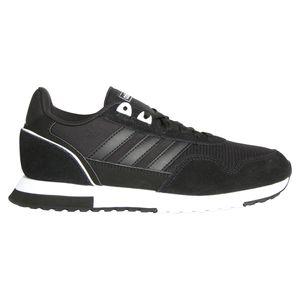 adidas Performance 8K Retro Sneaker Herren Schwarz/Weiß (EH1434) Größe: 46